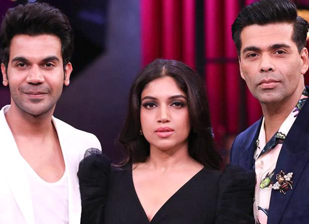 EXCLUSIVE: Rajkummar Rao and Bhumi Pednekar roped in for Karan Johar's romantic comedy?