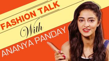 Fashion Talk With Ananya Panday S01E04 Beauty Fashion Talk