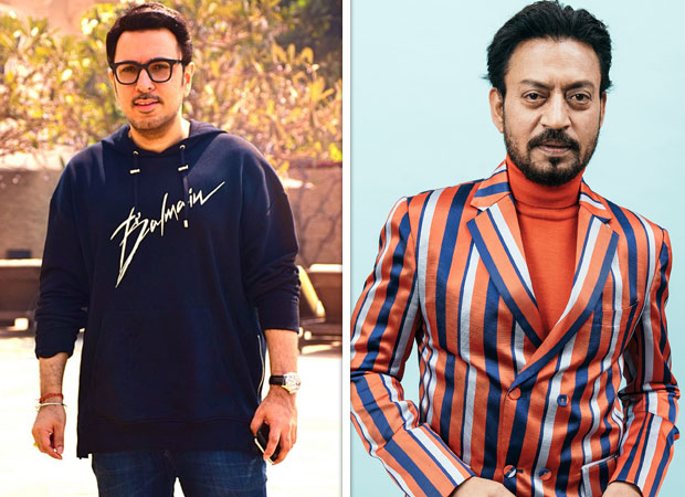 Woah! Here's what Dinesh Vijan has to say about Irrfan Khan from the sets of Angrezi Medium