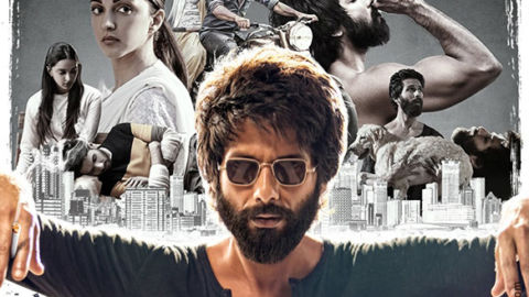 First Look Of The Movie Kabir Singh