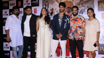 Kabir Singh Trailer Launch Shahid Kapoor Kiara Advani Sandeep Reddy Vanga Part 1
