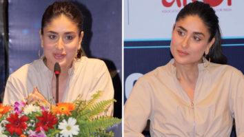 Kareena Kapoor talks about child SAFETY at UNICEF Child Awards 2019