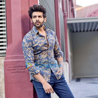 Celebrity Photos of Kartik Aaryan
