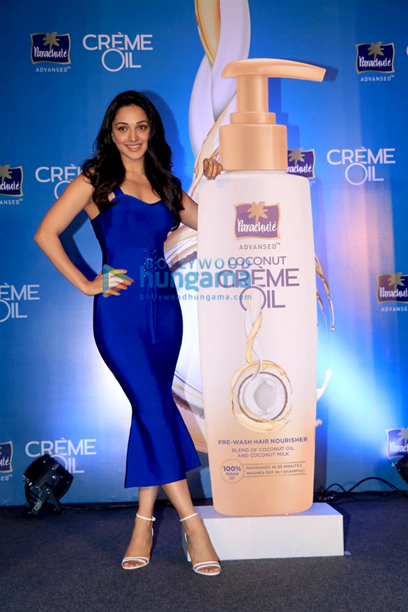 Kiara Advani snapped at Parachute launch event (4)