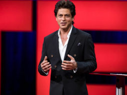 LEAKED PHOTOS! Shah Rukh Khan begins filming for season 2 of Ted Talks