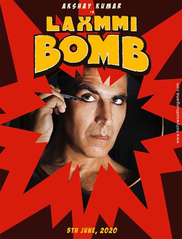 First Look Of Laxmmi Bomb