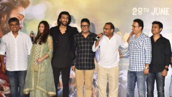 Malaal Trailer Launch Sanjay Leela Bhansali Bhushan Kumar Sharmin Segal Meezaan Part 2