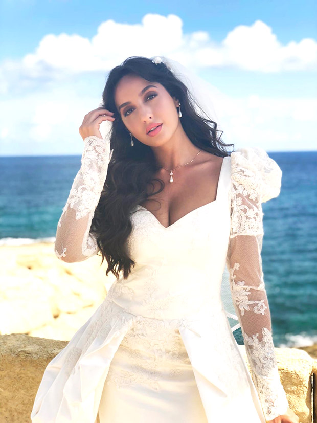 Nora Fatehi is all set to mesmerize in Bharat, bu not with an item number