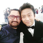 PHOTO: Aamir Khan clicks a selfie with Chinese superstar Deng Chao