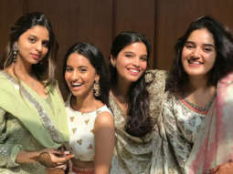 PHOTOS: Shah Rukh Khan's daughter Suhana Khan looks beautiful as she goes traditional for a family wedding