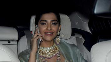 PHOTOS: Sonam Kapoor Ahuja, Anil Kapoor & family attned Kavit Singh's daughter Priya's haldi ceremony