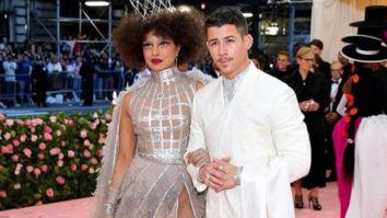 POWER COUPLE Priyanka Chopra Jonas and Nick Jonas slay the pink carpet at MET Gala in Dior