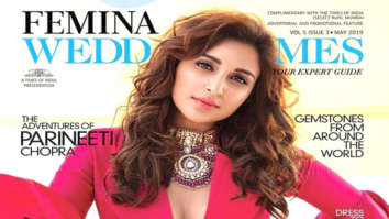 Parineeti Chopra On The Cover Of Femina Wedding Times