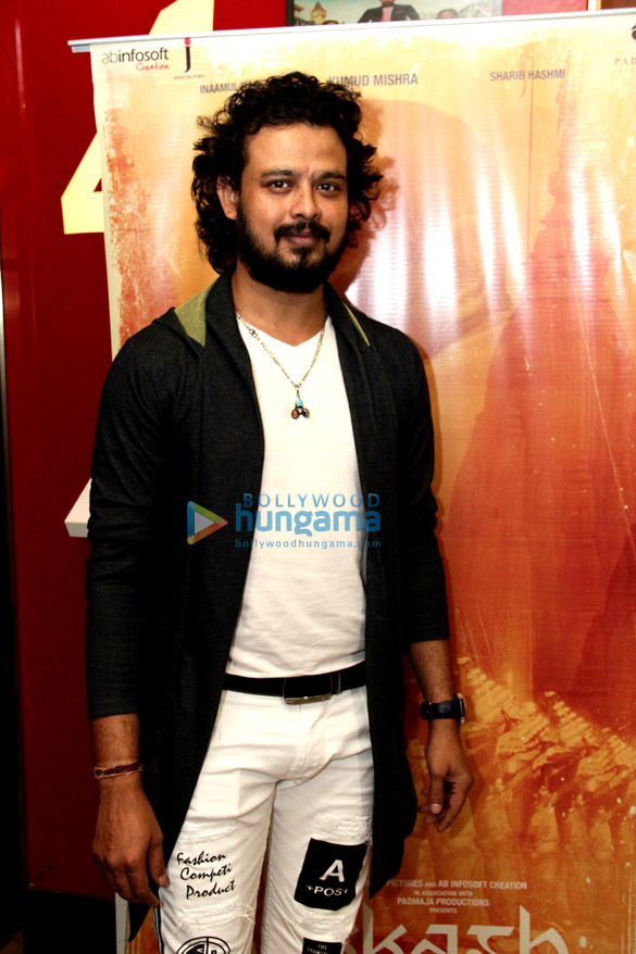 Photos Celebs snapped at the special screening of Nakkash (9)