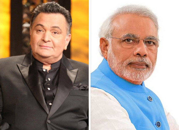 Rishi Kapoor makes a special request to honorable Prime Minister Narendra Modi