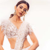 Rakul Preet Singh's latest look in an all-white outfit is all about that feathery affair!