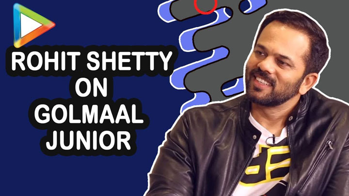 Rohit Shetty On Golmaal Jr & Importance Of Love for Your Work Little Singham