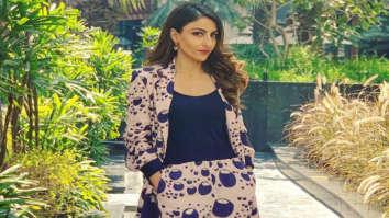 SCOOP! Soha Ali Khan signs a web series on parenting