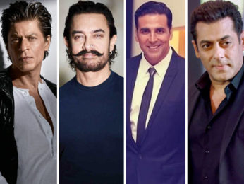 """Shah Rukh Khan, Aamir Khan, Akshay Kumar and I've been able to prolong our stardom"" - says Salman Khan"