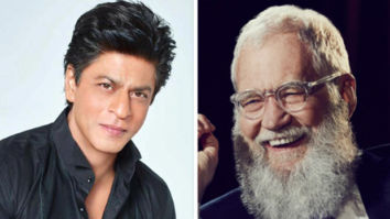 Shah Rukh Khan to be a guest on David Letterman's Netflix show