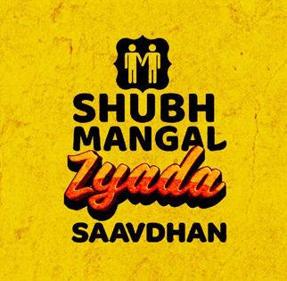 First Look Of The Movie Shubh Mangal Zyada Saavdhan