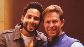 Siddhant Chaturvedi has a huge FANBOY moment upon meeting cricketer Jonty Rhodes