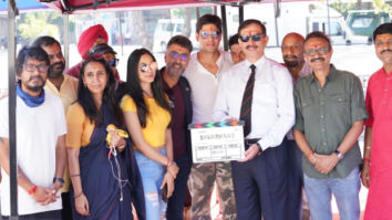 Sidharth Malhotra and Kiara Advani starrer Captain Vikram Batra biopic titled Shershaah goes on floor