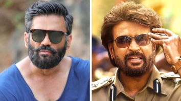 Suniel Shetty cast as villain in Rajinikanth - AR Murugadoss' cop drama Darbar