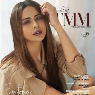 Rakul Preet Singh on the cover of TMM, May 2019