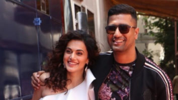 Taapsee Pannu and Vicky Kaushal reveal about their drunken night memory and it is hilarious