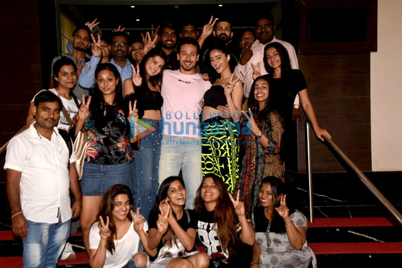 Tiger Shroff, Ananya Panday and Tara Sutaria snapped during Student Of The Year 2 promotions (2)