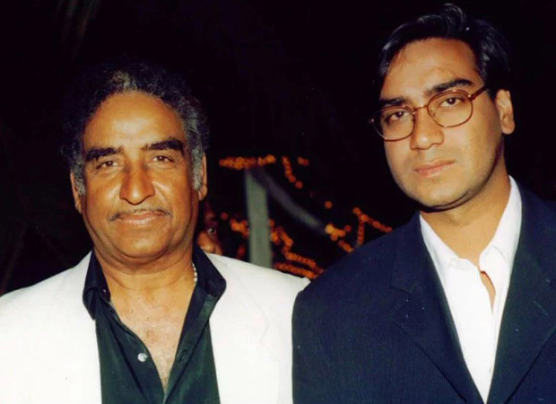 Veeru Devgn A man who loved action, films and the people he worked with!