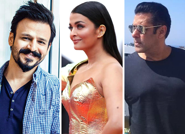 Vivek Oberoi just shared a meme on his past relationship triangle with Aishwarya Rai Bachchan and Salman Khan leaving us all shook!