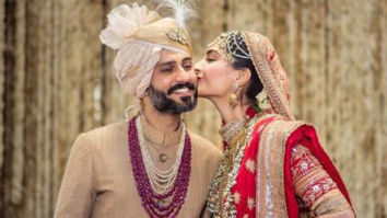 WATCH: Sonam Kapoor shares an unseen video from her wedding with Anand Ahuja and it is all things love