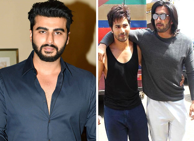 WATCH VIDEO: Arjun Kapoor admits he would love to do Amar Akbar Anthony remake with Varun Dhawan and Ranveer Singh