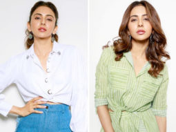 What's Your Pick Rakul Preet Singh in MellowDrama or Ankita Studio for NGK promotions