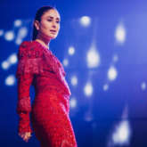 HOTNESS! Kareena Kapoor Khan sizzles in her RED HOT AVATAR in opening act of Dance India Dance