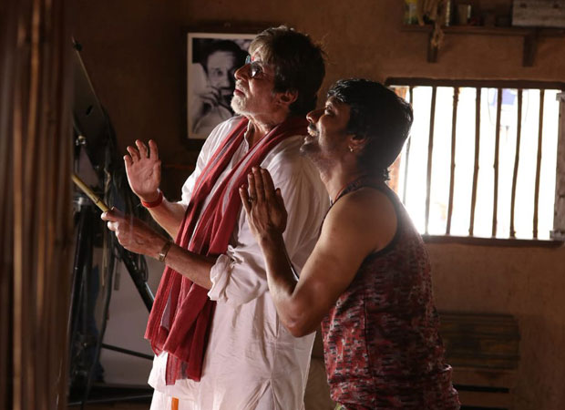 Amitabh Bachchan film Uyarntha Manidan aka Tera Yaar Hoon Main faces setback! Here's what happened!