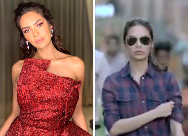 Esha Gupta impresses fans with her fierce and powerful avatar as a cop in this video of her next, One Day