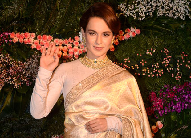 Did Kangana Ranaut just REVEAL that she will be sporting a saree at Cannes Film Festival 2019?