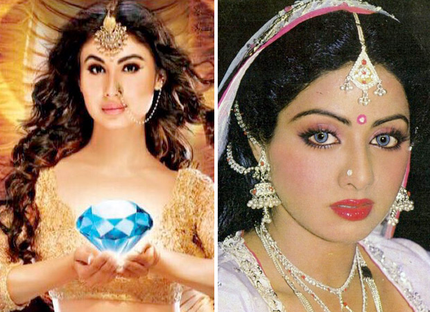 Mouni Roy returns to Naagin in Sridevi STYLE; to RECREATE the iconic song 'Main Teri Dushman' from Nagina