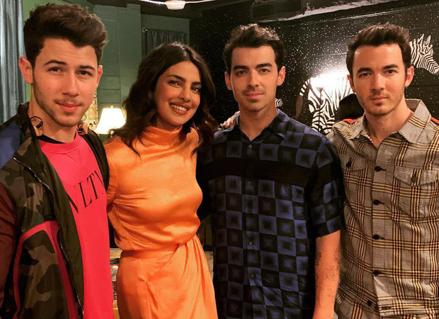 WATCH: Priyanka Chopra makes a cameo in the trailer featuring her husband Nick Jonas and his brothers in Chasing Happiness