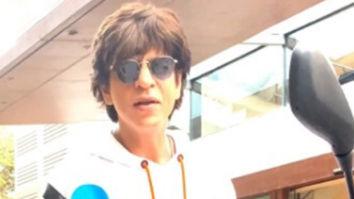27 Years Of Shah Rukh Khan: This video of SRK recreating Deewana's bike scene will remain iconic