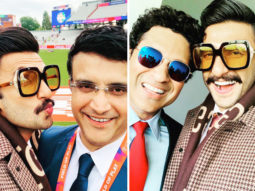After India's iconic win at the World Cup 2019 against Pakistan, Ranveer Singh fan-boys over the cricket team and we can't help but relate!