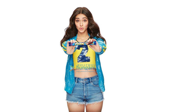 Celebrity Photos of Ananya Panday
