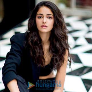 Celeb Photos Of Ananya Panday