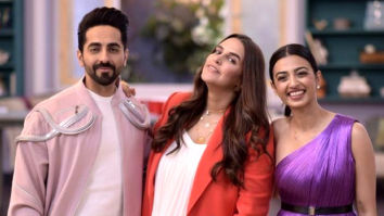 BFFs With Vogue: Ayushmann Khurrana admits of almost quitting Bareilly Ki Barfi, Radhika Apte reveals she was rejected for Vicky Donor