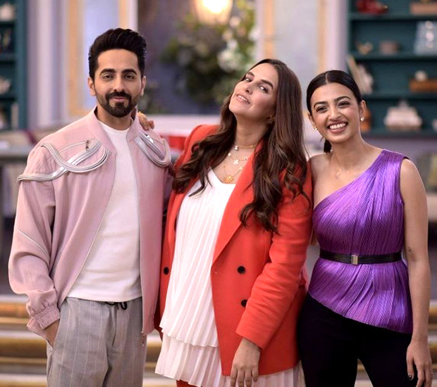 BFFs With Vogue: Ayushmann Khurrana admits to almost quitting Bareilly Ki Barfi, Radhika Apte reveals she was rejected for Vicky Donor