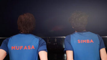 BREAKING: Shah Rukh Khan and son Aryan Khan to do voice-overs for Mufasa and Simba in Disney's live action The Lion King!!