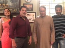 Dabangg 3: Salman Khan reveals Vinod Khanna's brother Pramod Khanna will essay the role of Prajapati Pandey
